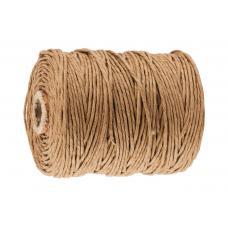 Шпагат бумажный STAYER 50130-060, упаковочный, коричневый, 60 м
