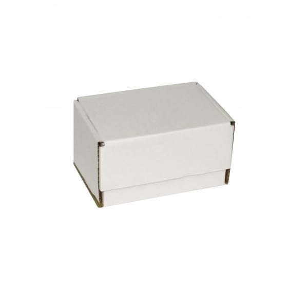Самосборная почтовая коробка Белая (265*165*190) тип Г
