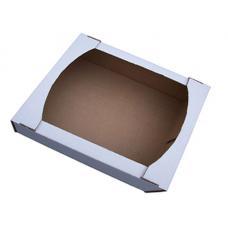 """Коробка для кондитерских изделий лоток """"телевизор"""" 284x266x45"""