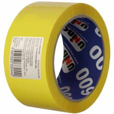 Скотч (клейкая лента) желтый 48 мм*50 м, 45 мкм