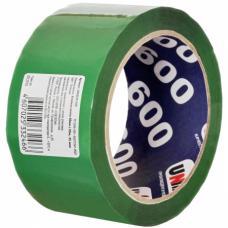 Скотч (клейкая лента) зеленый 48 мм*50 м, 45 мкм