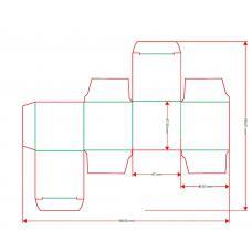 «Кубик» 47х47х47 мм