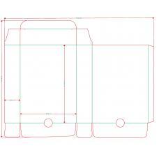 Футляр-коробка для комплекта карт Таро
