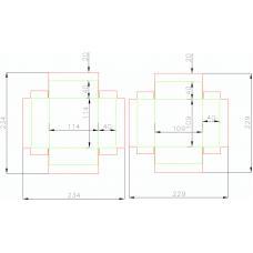 Крышка-Дно (Разруб, EP-100)