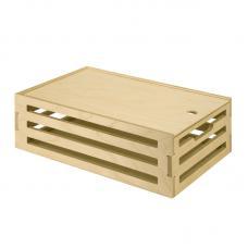 Деревянная коробка для подарков, модель wbpx-3457