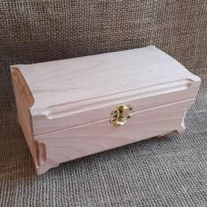 Шкатулка деревянная Куфр большой