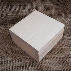 Шкатулка деревянная 10 х 10 см